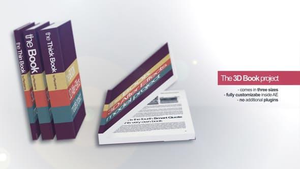 eBook Promo Project / Marketing Video